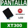 Display Lcd Motorola Xt300 Ciudadela Liniers