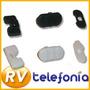 Tecla Desbloqueo Nokia N97 Boton Blanco Negro 3 Partes N-97