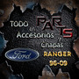 Panel Puerta Importado Der/izq 98/09 Ford Ranger Y Mas