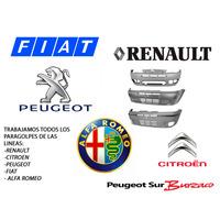 Paragolpe Delantero Fiat Palio Adventure/weekende/strada 08/