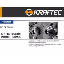 Sliders Proteccion De Carenado Yamaha Fz6 Kraftec Moto Delta