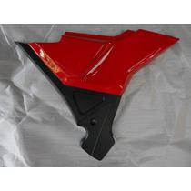 Cacha Lateral Beta Chrono 250 Derecha Rojo Original