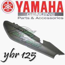 Colin Asiento Izquierdo Yamaha Ybr 125 Gris Original En Fas.