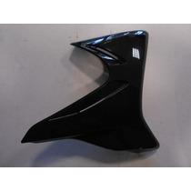 Cacha Deflector Tanque Yamaha Xtz 125 Derecho Negro Original