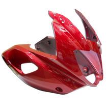 Carenado Carcaza Optica Bajaj 220f Rojo En Gaona Motos!!!
