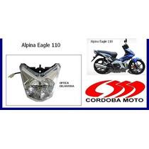 Optica Delantera Brava Alpina 110 Eagle