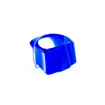 Carcaza Optica (azul) Quest Motomel