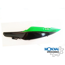Cacha Lateral Bajo Asiento Izquierda Mondial Ex 150 (verde)