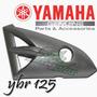 Cacha Tanque Yamaha Ybr 125 Gris Original Solo En Fas Motos