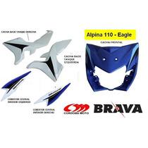 Kit De Cachas Brava Alpina 110 Eagle