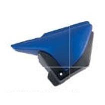Cacha Lateral Izquierda Azul Hd Honda Cg 150 Titan