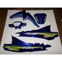 Kit De Plasticos Para Appia Vectra 110cc