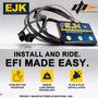 Ecu Fuel Controller Ejk Para Kawasaki Klx 250 S 2008 - 2015