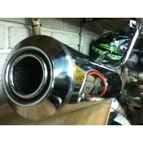 Escape Ev Racing Pro Honda Cg 150 Esd