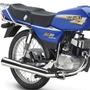 Silenciador Escape Suzuki Ax100 /115 Tipo Original Fas Motos