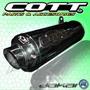 Escape Deportivo Cott Motomel Dakar 200 Ztt200 Solo Fasmotos