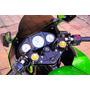 Semi Manillar Clip Ons 37mm - Oferta - Solo En Demon Motos