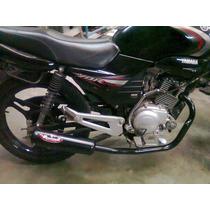 Caño De Escape Yamaha Ybr 125 Deportivo Benassar