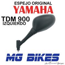 Espejo Izquierdo Yamaha Tdm 900 Original Solo En Mg Bikes