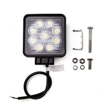 Faro Proyector Auxiliar Luz Led Universal 12-24volts 27watts