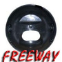 Carcaza Farol Honda Cg 150 Original En Freeway Motos!!