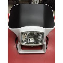 Honda Xr250/600 Farol Delantero!! Con Optica Importada!!!!!