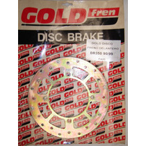 Disco Freno Gold Susuki Dr350 90/99 Del