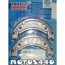 Zapata De Freno Frasle 823 Yamaha Crypton Motos440!!!