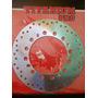 Xlv 750 Africa Twin Honda.disco Freno Delantero Titanium Pro