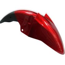 Guardabarro Delantero Suzuki En 125 Rojo Original Fas Motos