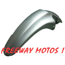 Guardabarro Delantero Falcon Nx 400 Gris Plata Freeway Motos
