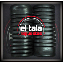 Juego Goma Pedal Delantero Titan Cg 150 Honda. El Tala.