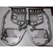 Pisaderas Aluminio Con Talonera Original Can Am 450 Xxc