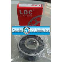 Ruleman 6301 2rs Ldc/tormax Para Rueda De Moto 110 Y 125 Cc