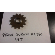 Piñon Suzuki Dr 350 14t