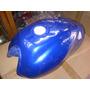 Tanque De Nafta Yamaha Ybr 125 Azul Claro - Dos Ruedas Motos