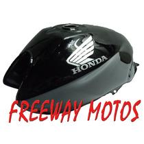 Tanque Nafta Honda Cg 150 Negro Mod 2013 Orig Freeway Motos!