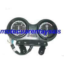 Tablero Velocimetro Yamaha Ybr 125