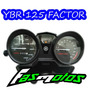 Tablero Yamaha Ybr 125 Factor 12/13 Original Solo Fas Motos