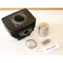 Cilindro Zanella V3 50 Cc Corte De Piston ¡¡ En Rocamoto !!