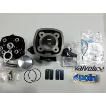Kit Cilindro 70 Cc Piaggio Nrg Racing Polini. Cr Motos.