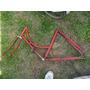 Cuadro Antiguo Bicicleta Inglesa Rodado 26