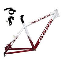 Cuadro Pro Race Aluminio 7005 Hidroform 17 19 21 1250 Grs