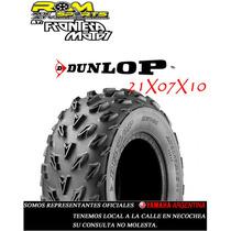 Cubierta Dunlop Kt341 21x7x10, No Maxxis, No Goldspeed