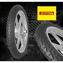 Cubierta Pirelli Mandrake Due 110 80 14 Motos Miguel