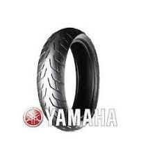 Cubierta Mrf 1 140/60-17 Original Yamaha Fz16 Moto Delta