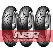 Cubierta Pirelli 130 70 17 Sport Demon Rouser Fz 16 Cbx Nsr