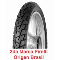 Juego Cubiertas Courier By Pirelli Cg Titan Ybr Beta Bk150