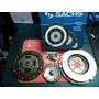 Embrague Sachs Invertido Volkswagen Vw Golf Glx - Gti 2.0