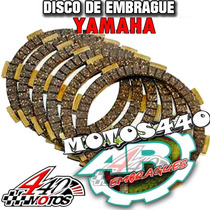 Discos De Embrague Yamaha Fz 16 Motos440!!!
